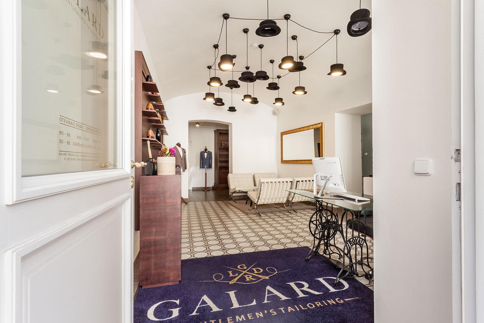 Galard Praha Salon 1